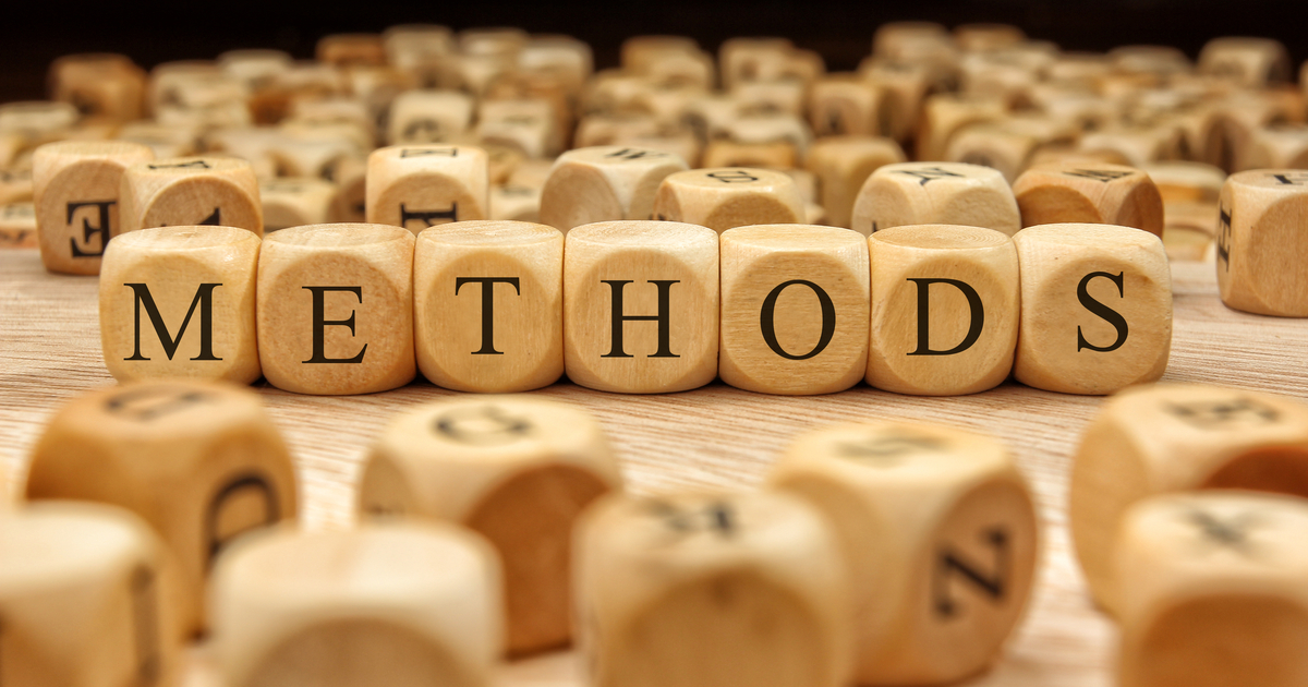 Writing the methods section of a research paper - How to Guide